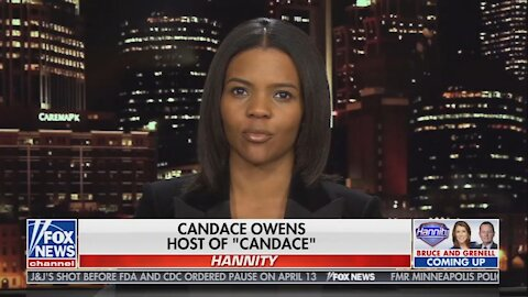 Candace Owens Drops the Truth Lebron James Can't Handle