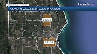 Milwaukee County announces COVID-19 Vaccine Zip Code Program