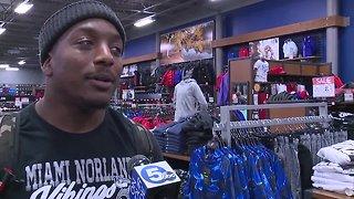 Duke Johnson talks about his best Christmas present