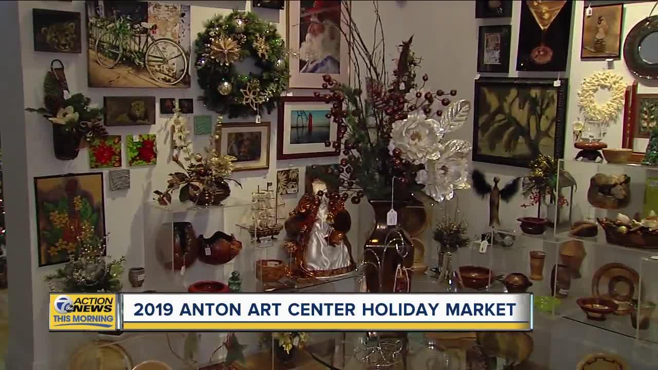 Anton Art Holiday Market