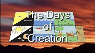#001 - Days of Creation Video (Children's Bible Audios - Stories for Kids)