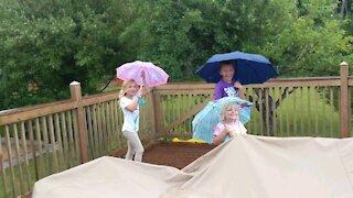 Rainy Day Playtime