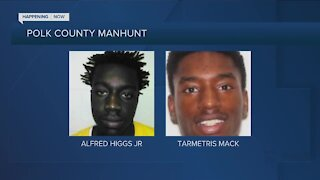 Polk County Sheriff's Office searching for two men