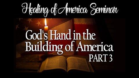 Healing of America Week 3