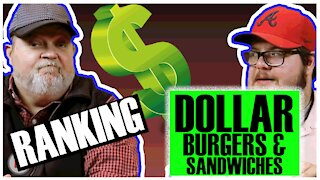 Ranking and Taste Testing Dollar Store Sandwiches