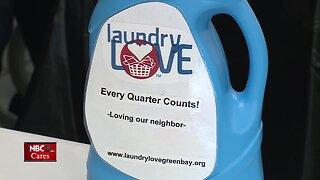 NBC26 Cares: Laundry Love