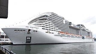 Cruise Ship Docks At Mexico Amid Coronavirus Concerns