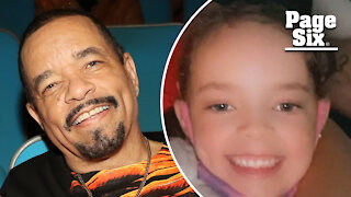 Photo of Ice-T's look-alike daughter Chanel, 5, goes viral