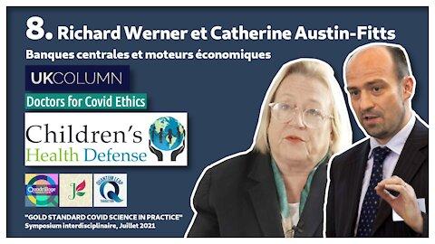 Symposium Covid 8: Banques centrales et moteurs économiques!