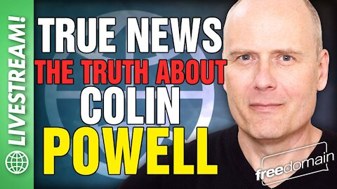 The Truth About Colin Powell: Freedomain Livestream October 18, 2021