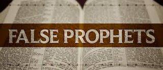 Beware of FALSE Prophets, Teachers and Pastors