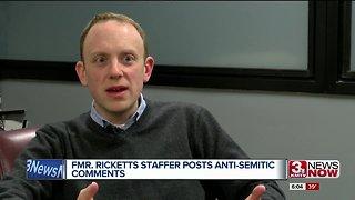 Rickett's Former Staffer Controversy