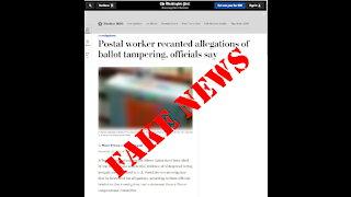 BREAKING! USPS Whistleblower Richard Hopkins Denies Recanting Testimony Regarding USPS Voter Fraud!