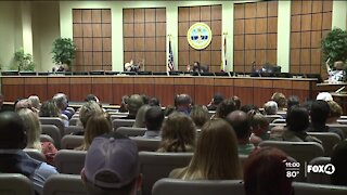 Lee County School Board votes to approve Student Code of Conduct
