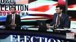 ELECTION COUNTDOWN (Full Show) Monday - 9/21/20