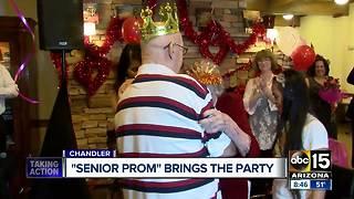 Senior living center in Chandler hosts 'Senior Prom'