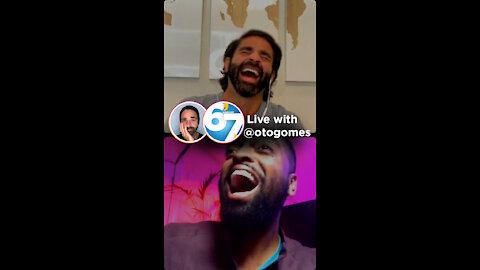 Full IG Live with @otogomes