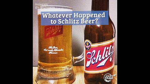 Whatever Happened to Schlitz Beer?