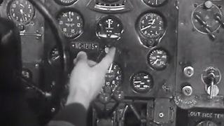 U.S. Army Air Corps flight school (1936)