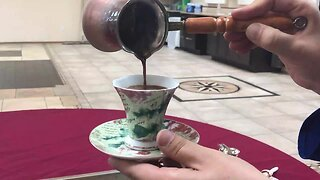 Turkish coffee: A Tucson Meet Yourself tradition