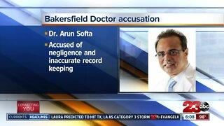 Kern County doctors facing accusations