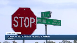 Man charged with second degree murder for allegedly killing his father in Wheatfield