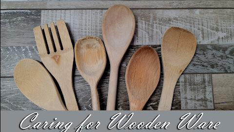 Caring for your Wooden Ware ~ Extending the life of Wooden Utensils