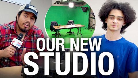 Help Fund New Studio Equipment