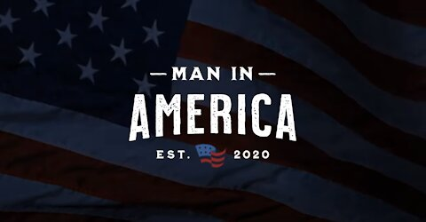 Man in America - Who's REALLY Calling the Shots in Biden's America? Red Flags Part 1