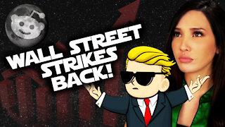 GameStop WARS Explained: Wall Street STRIKES BACK!