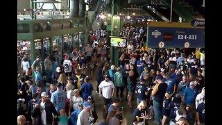 Brewers fans confident heading into postseason