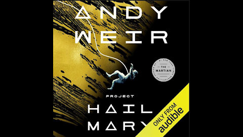Book Review: Project Hail Mary