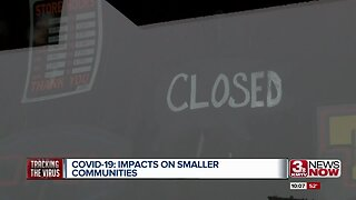 COVID-19: Impact on Smaller Communities