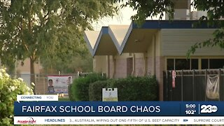 Grand jury report investigates Fairfax School District Board member