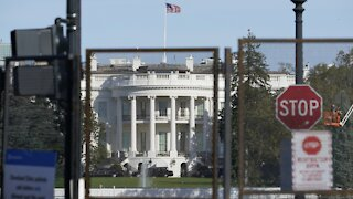 Cities Brace For Unrest After Election, White House Builds Barriers