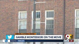 Gamble Montessori may move to former Mercy High School