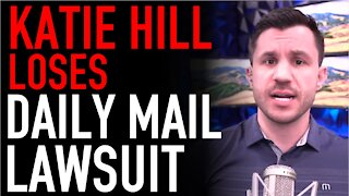 Katie Hill Loses Anti-Free Speech Lawsuit vs. Daily Mail Over Sex Scandal Story