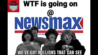 Newsmax Sells Out - PRAISES DOMINION