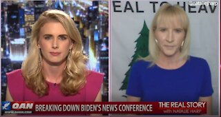 The Real Story - OANN Prepped Press Conference with Liz Harrington