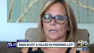 Family of man found shot and killed in Phoenix speaks