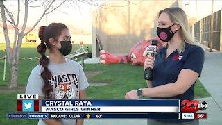23ABC Sports: Wasco seniors win first cross country meet since the shutdown