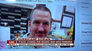 Police searching for missing man with dementia in Delray Beach