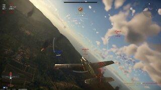 War Thunder - 1.7 Air Arcade Battle, 3rd place winning team