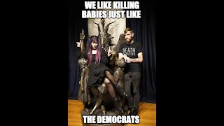 The Satanic Temple Agrees With Cher, And The Democrats On Abortion Is A Sacrifice To Satan