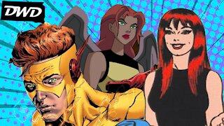 The Erasure Of Redheads In Comics