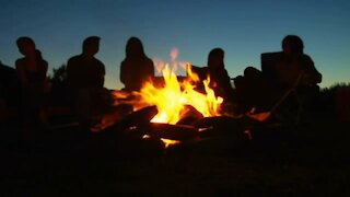 Going camping? Make sure you put out your campfire properly