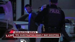 Deadly Bar Shooting