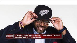 Detroit community leader dies from COVID-19
