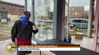 Fueling the front lines Buffalo