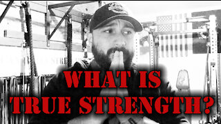 What is TRUE Strength? It's Not What You Think.